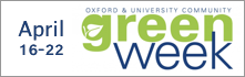 Green Week: April 21-24