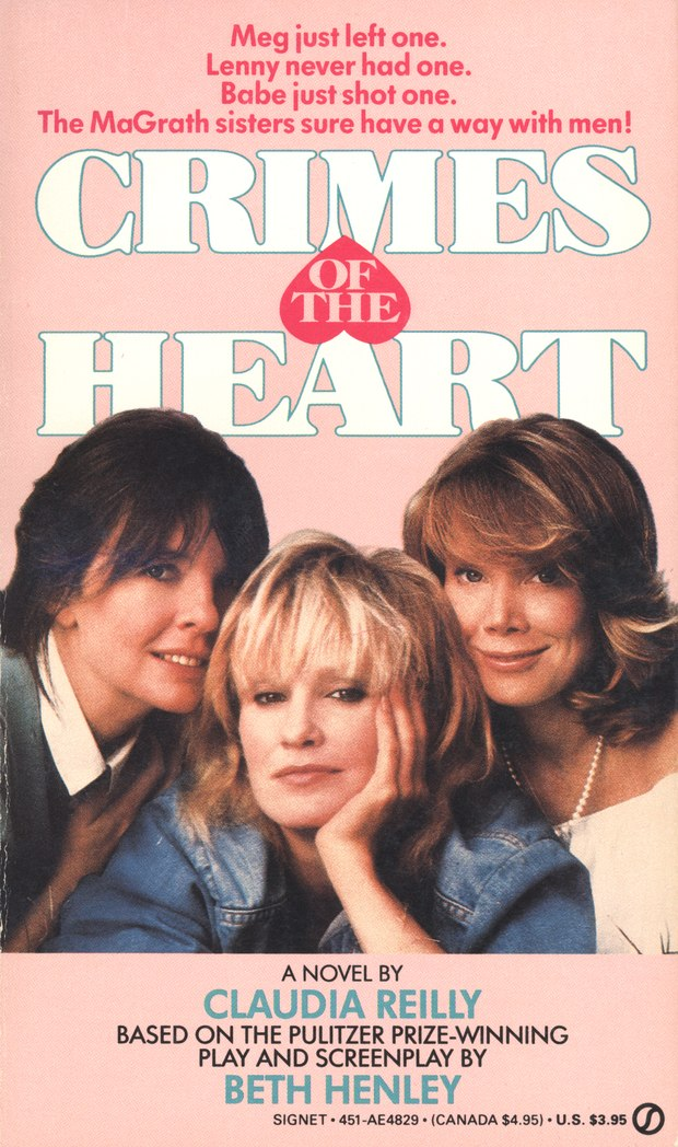 a critique of crimes of the heart a play by beth henley Buy crimes of the heart by beth henley (isbn: 9780822202509) from  a  streetcar named desire and other plays:sweet bird of youtha streetcar named.