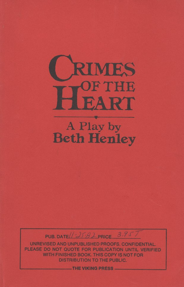 Crimes of the Heart Analysis