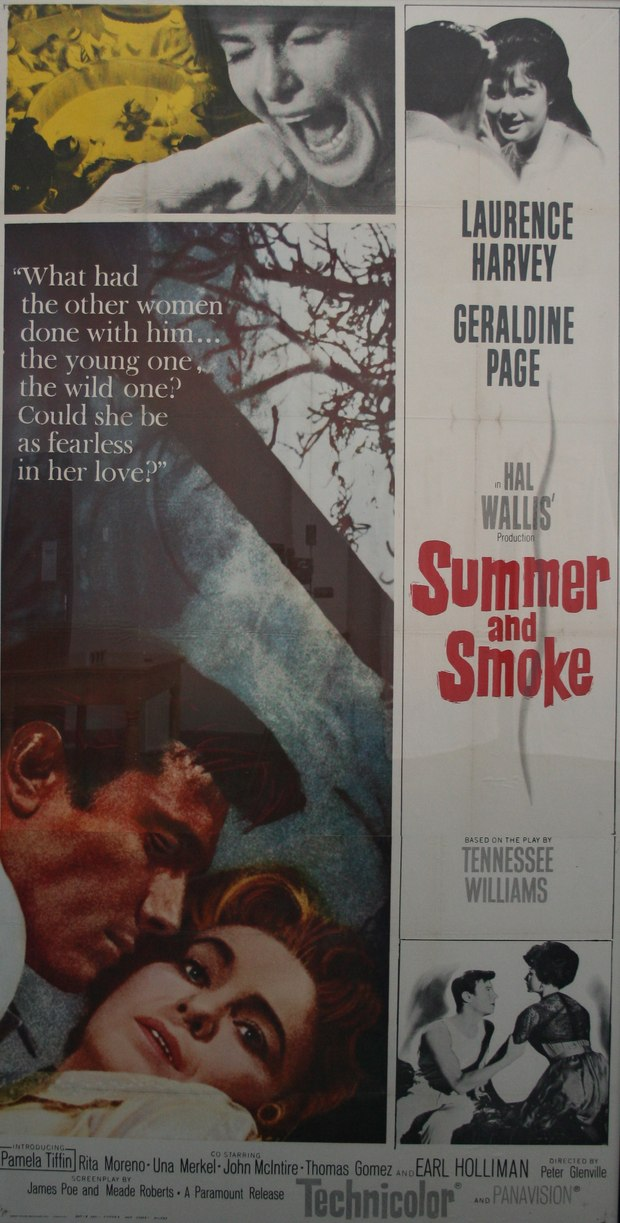 summer and smoke Read the summer and smoke movie synopsis, view the movie trailer, get cast and crew information, see movie photos, and more on moviescom.