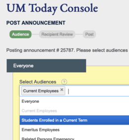 Best Practices Using UM Today